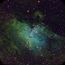 Eagle Nebula,                                Samuel