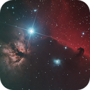 IC 434 - HorseHead Nebulae,                                Gilles Romani