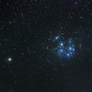 Pleiades & Mars,                                Serhanmert