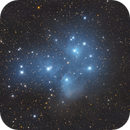 M45 - Pleiades,                                Anders Gengård