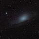 Andromeda Galaxy - M31,                                Sonia Zorba