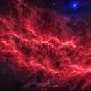The California Nebula, NGC1499,                                Kongyangshik