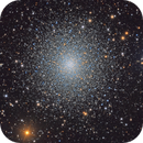 Messier 13, The Great Globular Cluster in Hercules (CI),                                Morten Balling