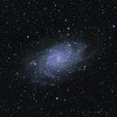 M33 DSLR,                                Blackwater Skies