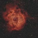 Rosette Nebula w/ Hyperstar,                                Elmiko