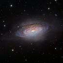 Bubble Galaxy - NGC 3521,                                Warren A. Keller