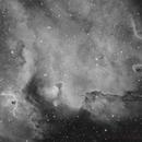 SH2-199 Soul Nebula,                                Frank Iwaszkiewicz