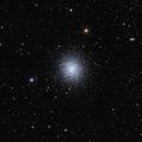 M13 - The Hercules Globular Cluster,                                Alan Pham