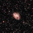 M1 Crab Nebula,                                jeff