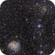 NGC 6946 - The Fireworks Galaxy,                                Casey Good
