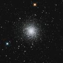 M 13 - Great Hercules Cluster,                                Marco Failli