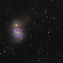 Whirlpool Galaxy M51,                                Theodore Arampatz...