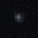 M101 Pinwheel Galaxy,                                Robert Eder