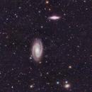 M81, M82 and friends,                                Cédric Champeau