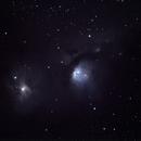 M78 Casper the Friendly Ghost Nebula,                                Joe Niemeyer