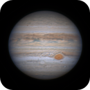 Jupiter and Io - 2020-07-15 - 04:12 UTC,                                Jarrett Trezzo