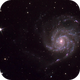 Pinwheel Galaxy,                                Jay Kilby