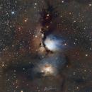 M78 from mountain clear sky,                                Alberto Vezzani