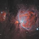 M42 in HSO reprocessed again,                                Brian Meyerberg