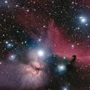 IC434 - Horsehead Nebula,                                Fabio Crudele Photography