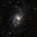 Triangulum Galaxy M33,                                Jon Stewart