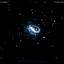ngc7479 galassia  nel pegaso                                                distanza 105 milioni  A.L.,                                Carlo Colombo