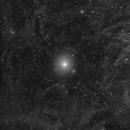 Polaris Integrated Flux Nebula in Mono,                                Tyler Millhouse