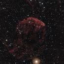 IC443 Jellyfish Nebula in Gemini,                                SpacemanSpiff
