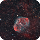 NGC 6888 Crescent Nebula,                                karambit27