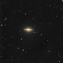 Messier 104,                                Mark Sansom