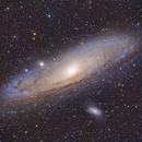 M31-Andromeda Galaxy,                                XU CHEN