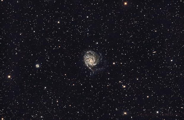 M101 RASA8,                                basskep