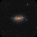 M63 - HaLRGB,                                Mike Kline