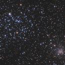 M35 LRGB 2 Panel Mosaic,                                Christopher Gomez