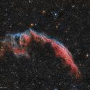 El Velo Este (NGC6992),                                Raúl López