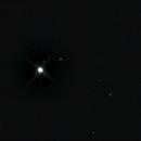 Uranus plus 5 of it's moons,                                Wanni
