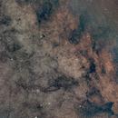 B86 NGC 6520 field.,                                Harrington Beach Imagers Group