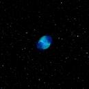 Dumbell Nebula in the Hubble Palette,                                Alan Rockowitz