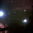 Horsehead Nebula,                                reddog176