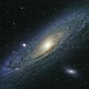 Classics: Andromeda Galaxy / M 31,                                Sebastian Voltmer