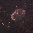 NGC 6888,                                Alex Vazquez