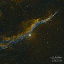 NGC6960 Le balai de sorcière,                                JLastro