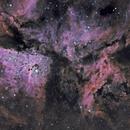 NGC3372 Eta Carina,                                Jim Mitzas
