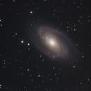 Grand Spiral M81 at the T60, Pic du Midi,                                apricot