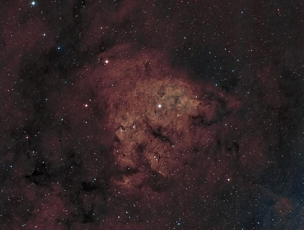 NGC 7822 ,                                joperenclo