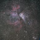 NGC - 3372    (ETA CARINA),                                Marcos Antunes dos Santos