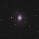 NGC 4736 - spiral galaxy in Canes Venatici,                                Andreas Reifke