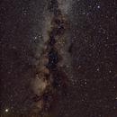 Setting Milky Way,                                ryantheengineer