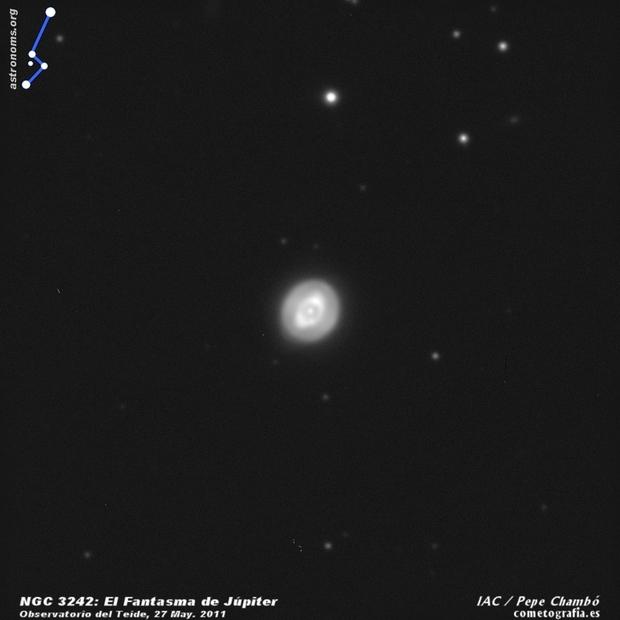 Ghost of Jupiter,                                José J. Chambó