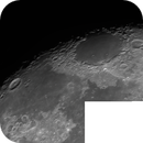A 3-panel mosaic of our Moon, as on 03Oct2020,                                Andreas Eleftheriou